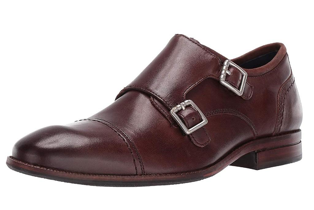 Cole Haan Warner Grand Monk-strap loafer