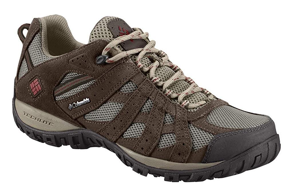 columbia, hiking shoes