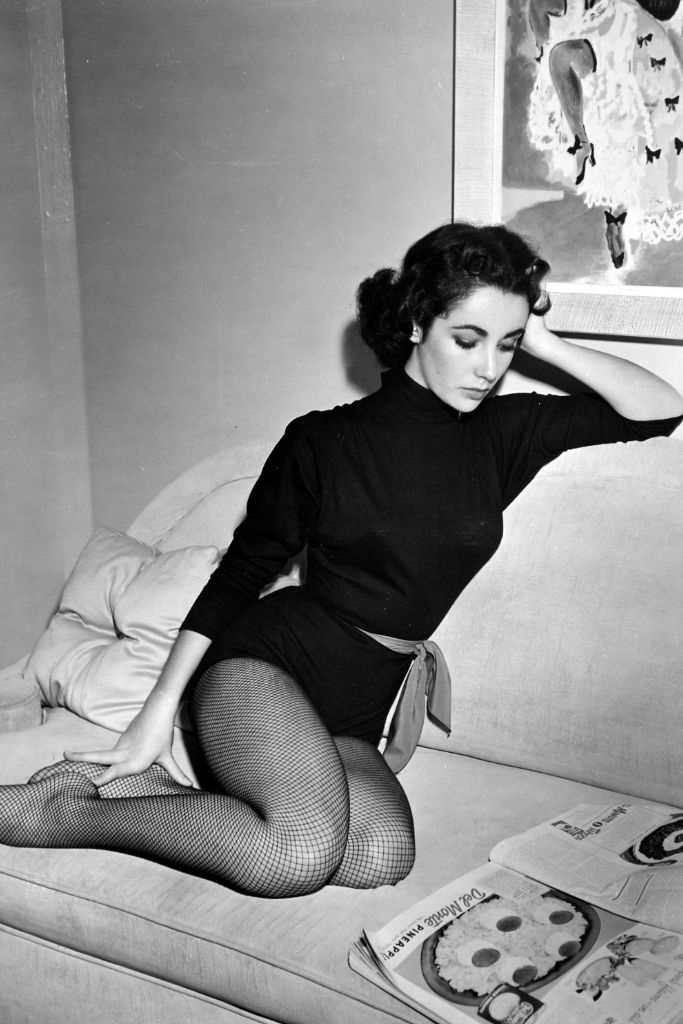 elizabeth taylor, 1950s, work from home, fashion, coronavirus pandemi