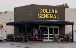Dollar General, store, oklahoma