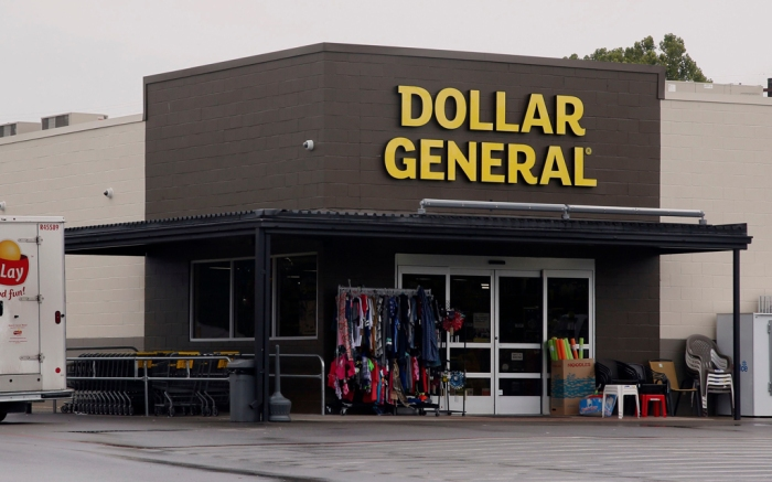 Dollar General, store, oklahoma