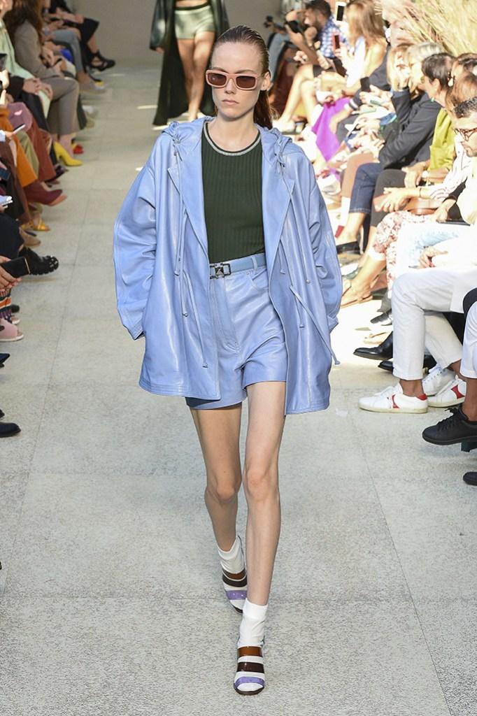 Salvatore Ferragamo, Spring '20, socks and sandals trend