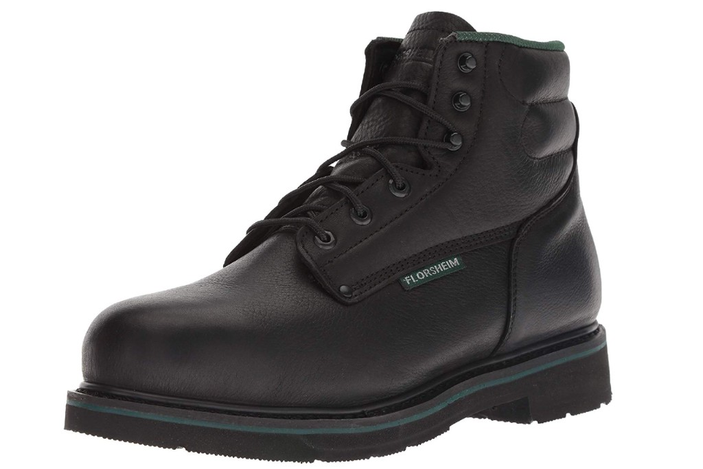Florsheim Steel-Toed Work Boot
