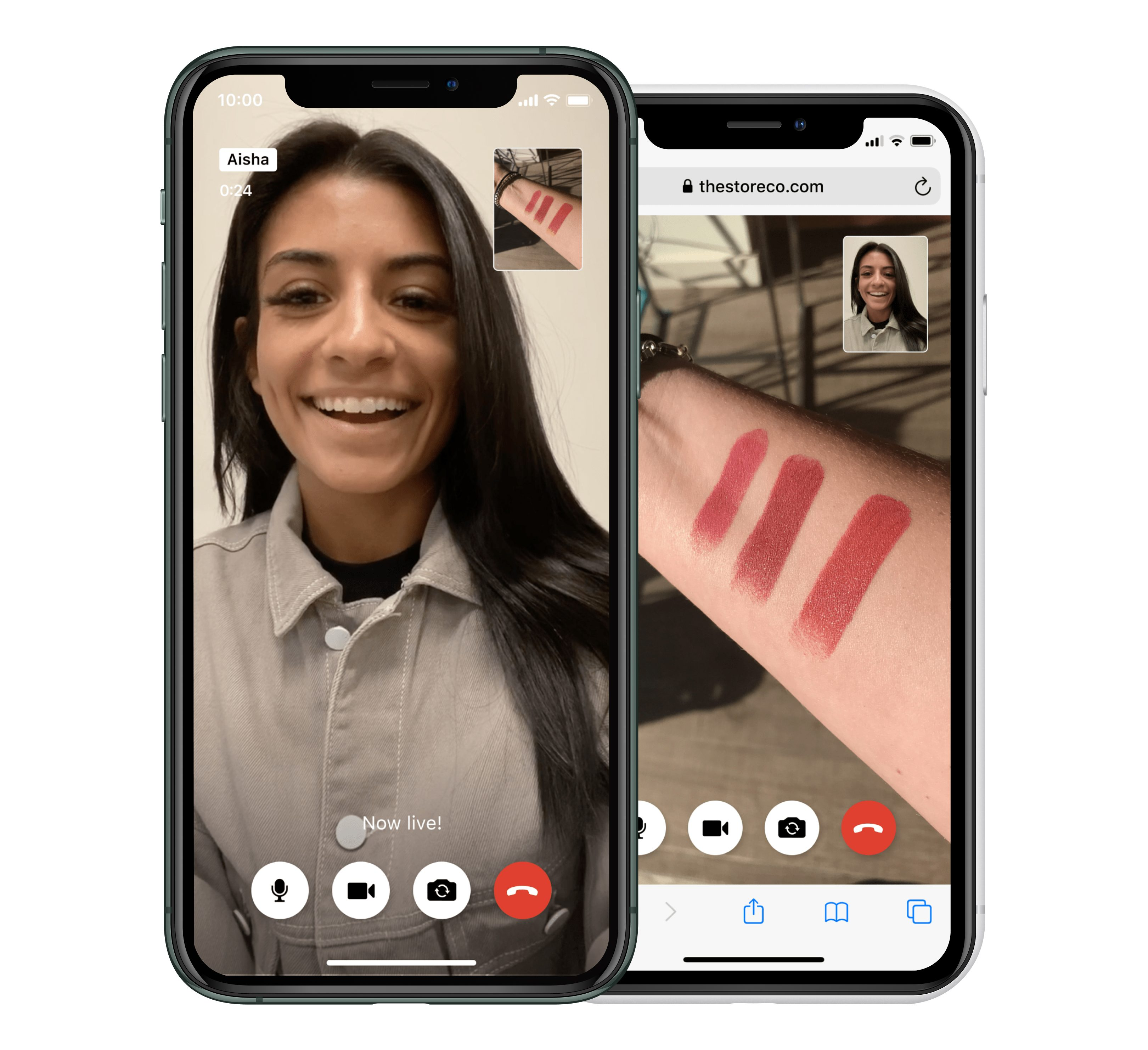 Video Call Feature by Hero Technology