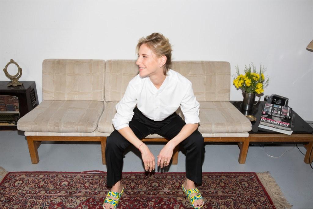 Sarah Gurt, Freedom Moses, shoe designer