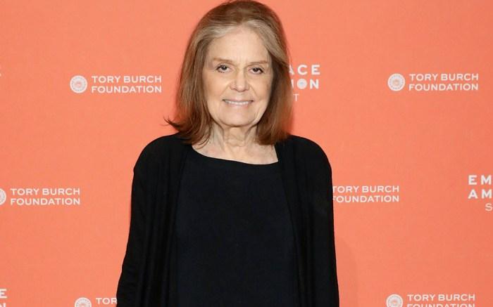 Gloria Steinem Tory Burch 2020 Embrace Ambition Summit