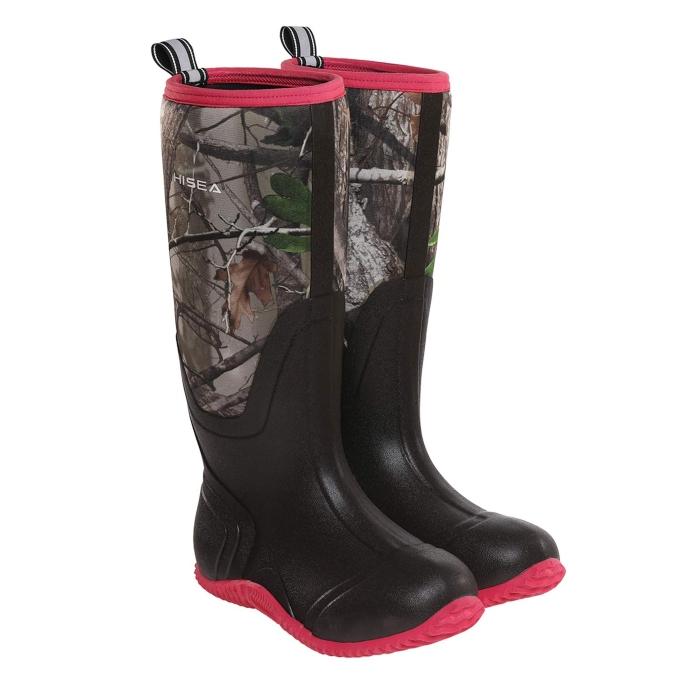 Hisea women's hunting boots