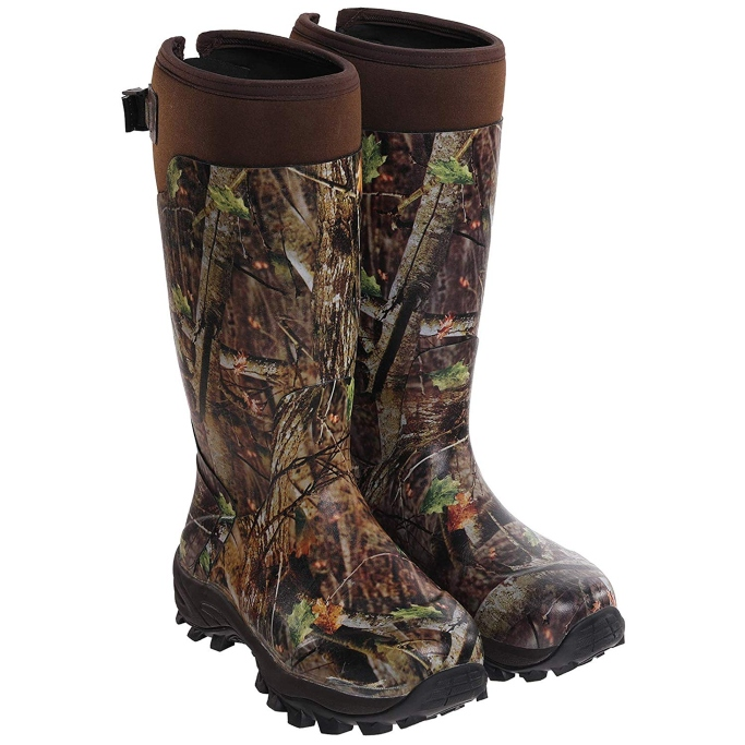 Hisea Hunting Boots, insulated hunting boots for men
