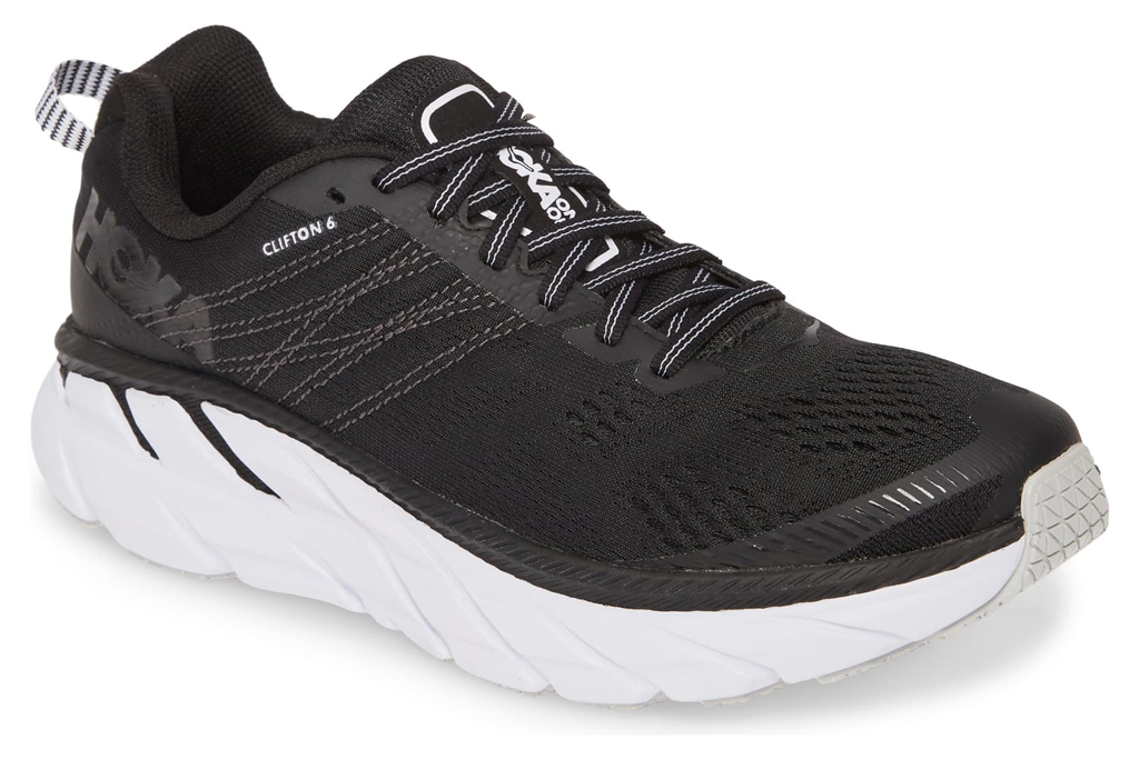 hoka, one one, clifton 6