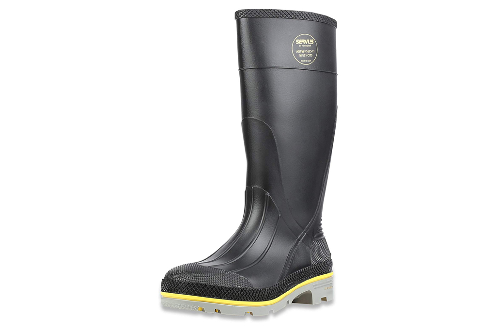 honeywell, rubber boots