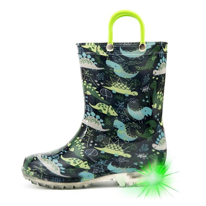 hugrain kids rain boots