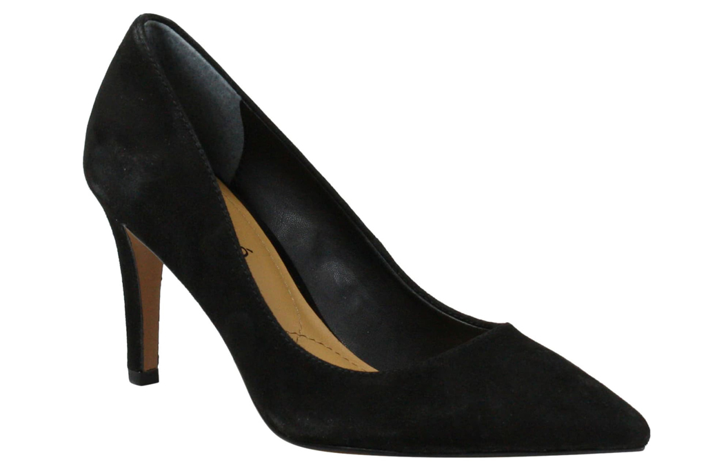 J Renee black pumps