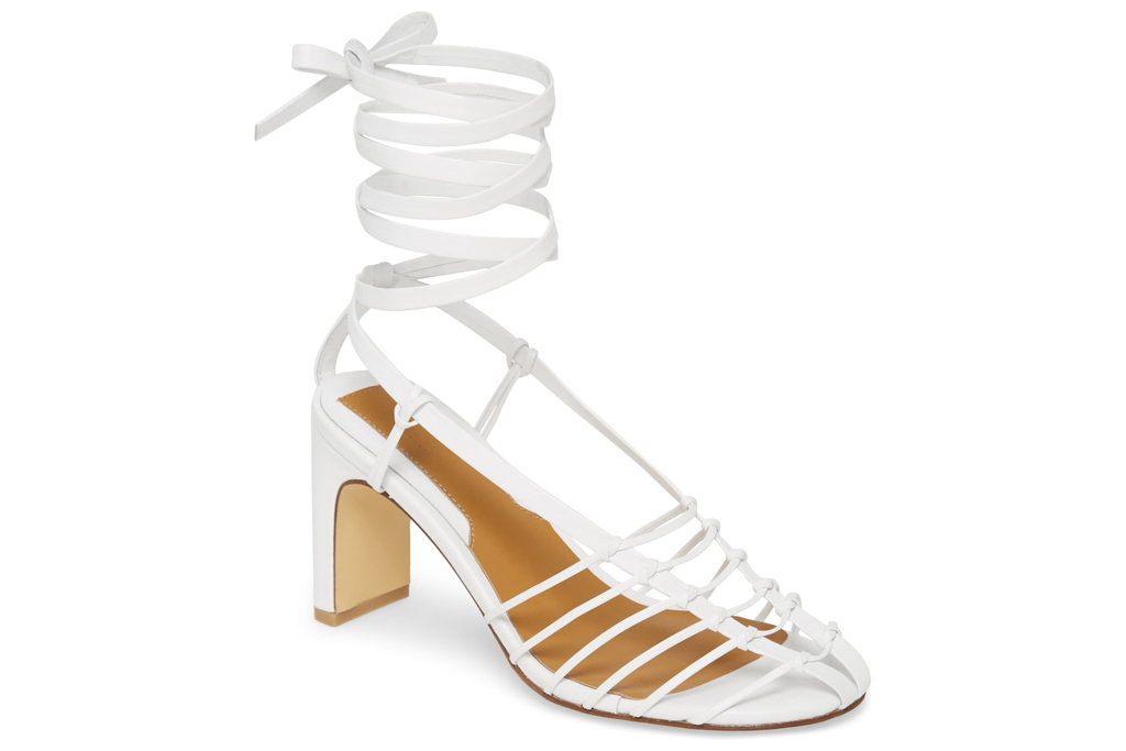 jaggar, lace up heels, heels