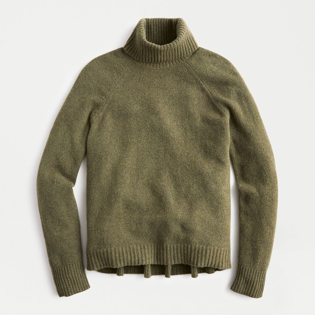 j crew, turtleneck sweater, work from home, fashion