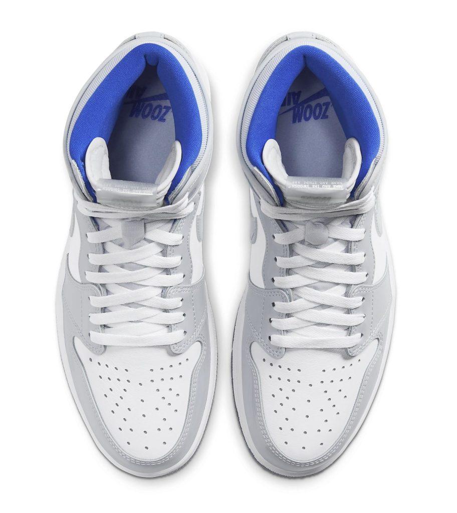 Air Jordan 1 High Zoom 'Racer Blue'