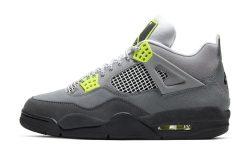 Air Jordan 4 Retro ''95 Neon'