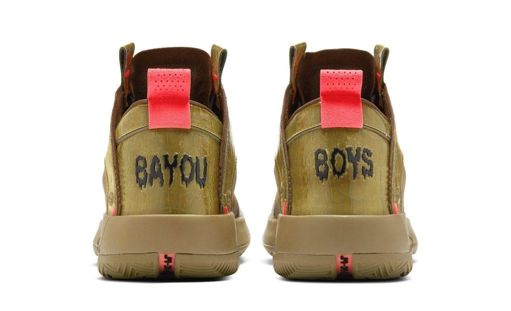 Air Jordan 34 PE 'Bayou Boys'