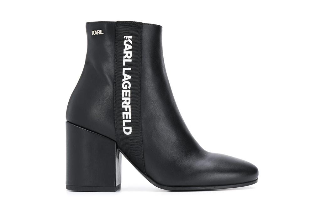 karl lagerfeld, boots