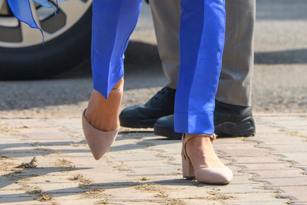 Kate Middleton, new look pumps, pakistan, october 2019