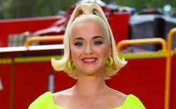 katy perry, neon yellow, australia, concert,