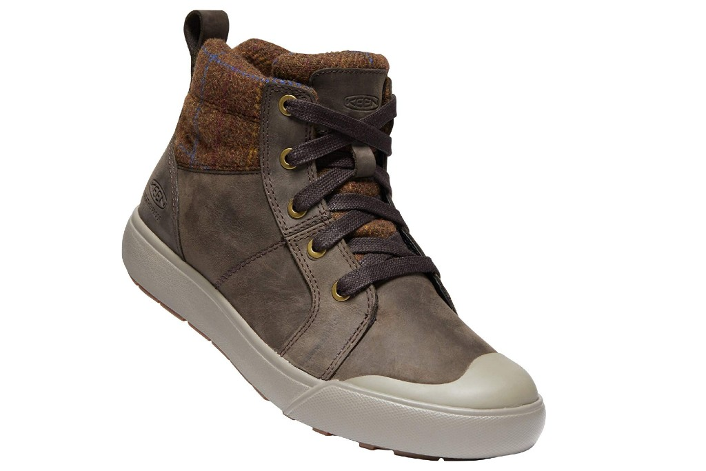 keen Elena Mid Waterproof Insulated Sneaker Boot