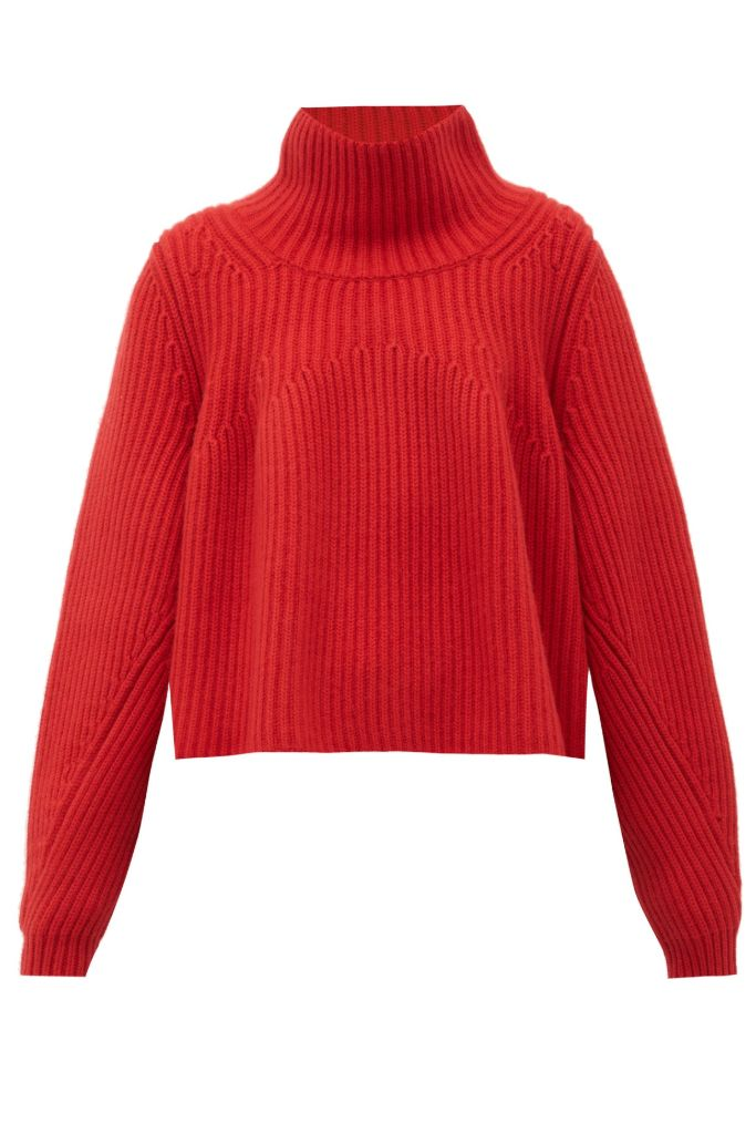 khaite sweater, work from home, fashion