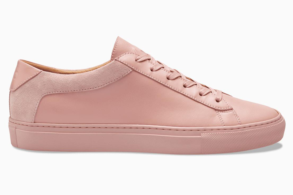 koio, sneakers, pink