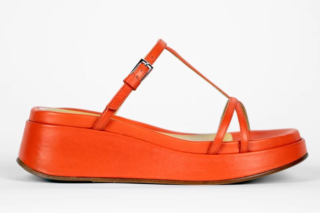 labucq, independent designers, sandal,