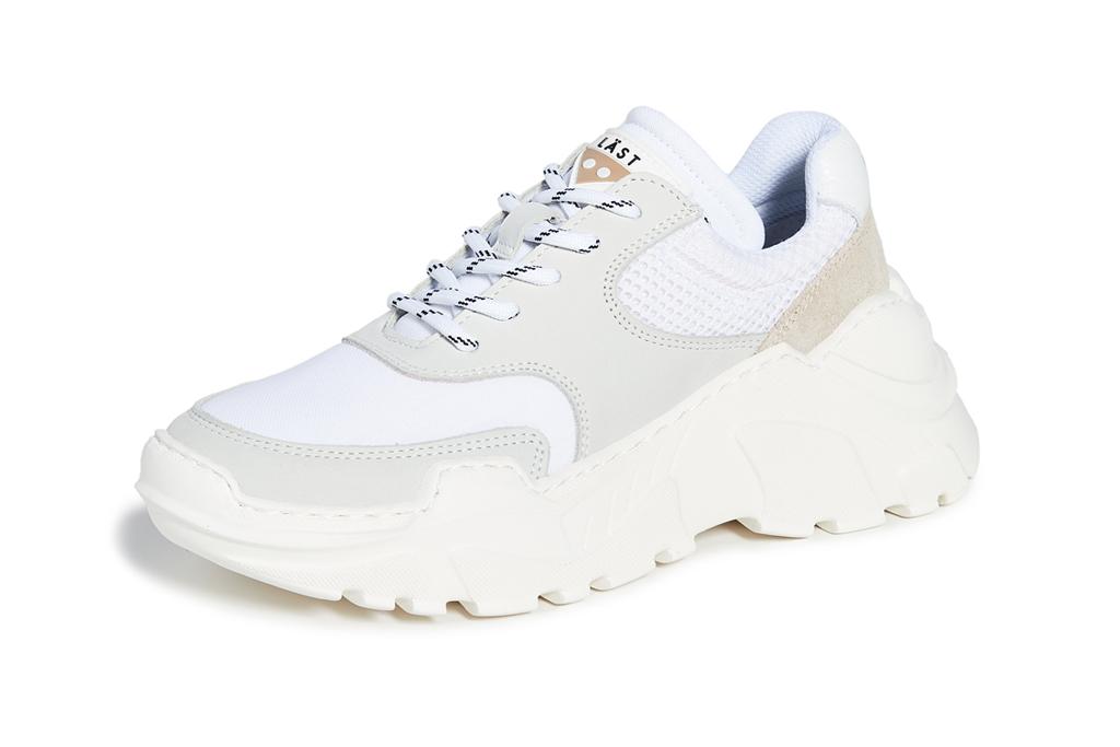 Last sneakers