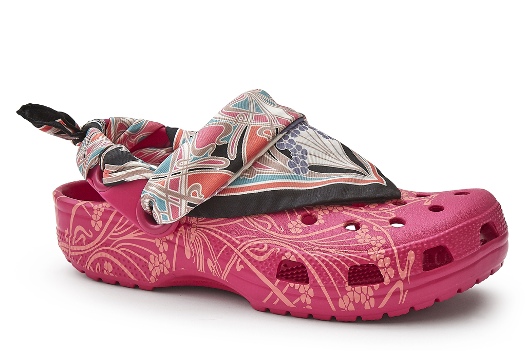 Liberty London x Crocs, crocs classic clogs, collaboration