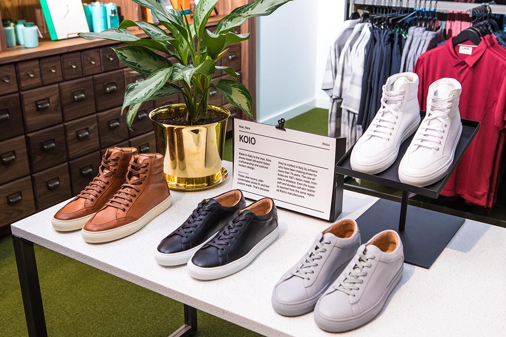 Market By Macy's men's shoes