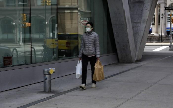 New York, coronavirus