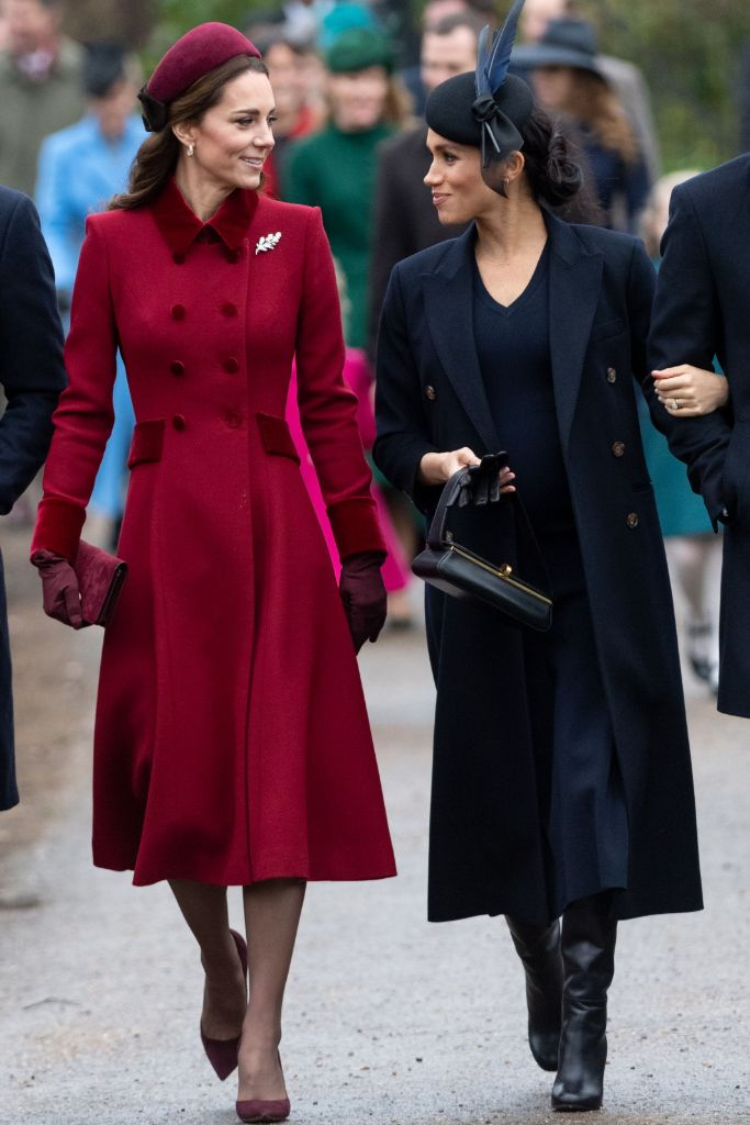 kate middleton, meghan markle, 2020, royal style,