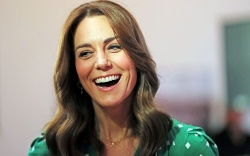 Kate Middleton, Prince William and 2020