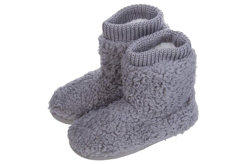 mixin slipper boots, slipper boots for women