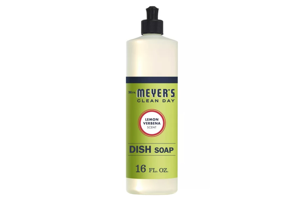 mrs. meyers, clean day, dish soap