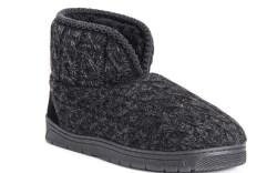 muks luks mark boot slipper