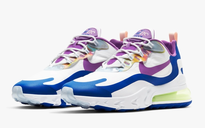Nike Air Max 270 React Easter, easter, air max, nike, sneakers