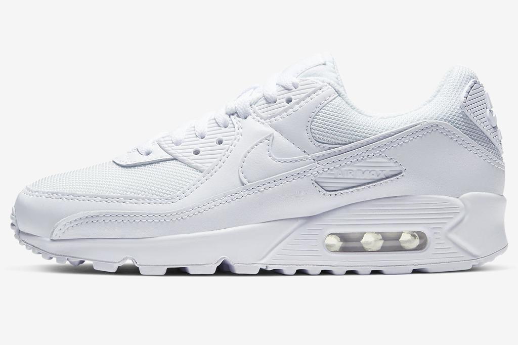 Nike Air Max 90, white sneakers