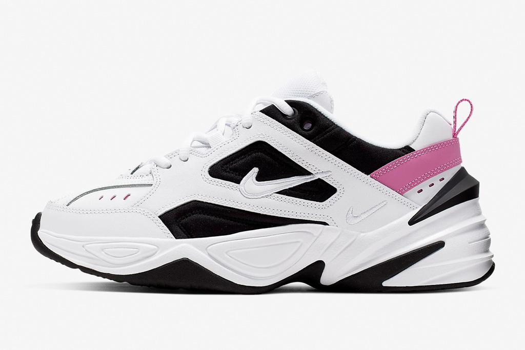nike, m2k, nike m2k, sneakers, pink