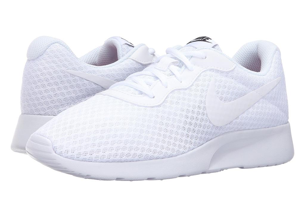 Nike Tanjun sneakers, nike, sneakers, white