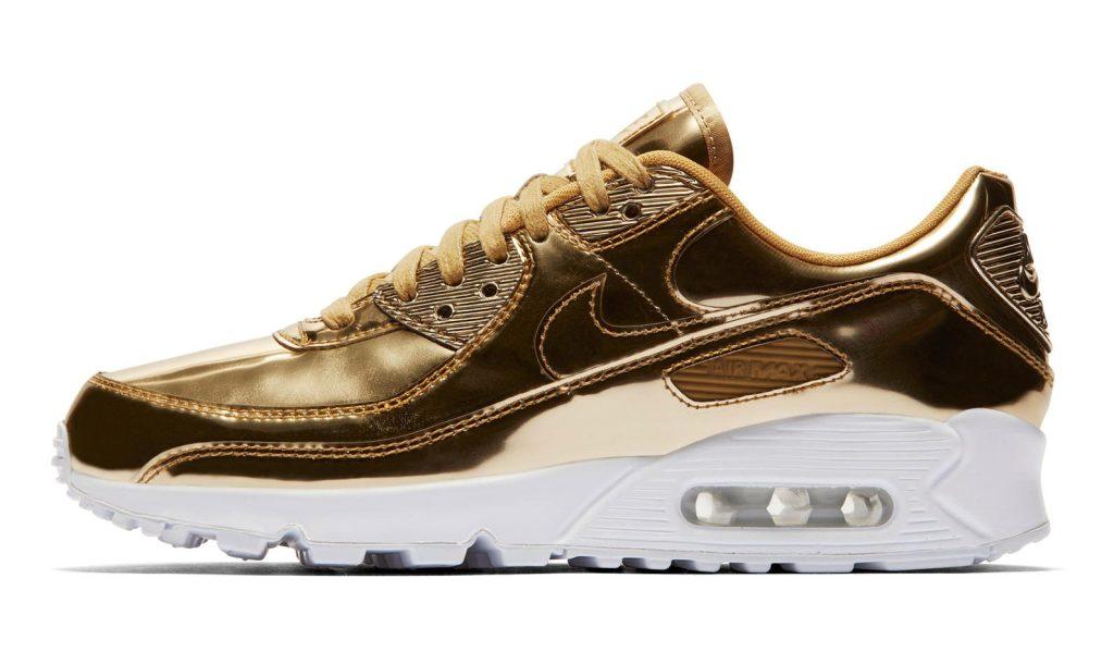 Nike Air Max 90 'Metallic Pack'