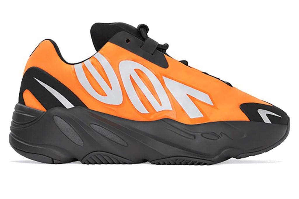 Adidas Yeezy MNVM orange
