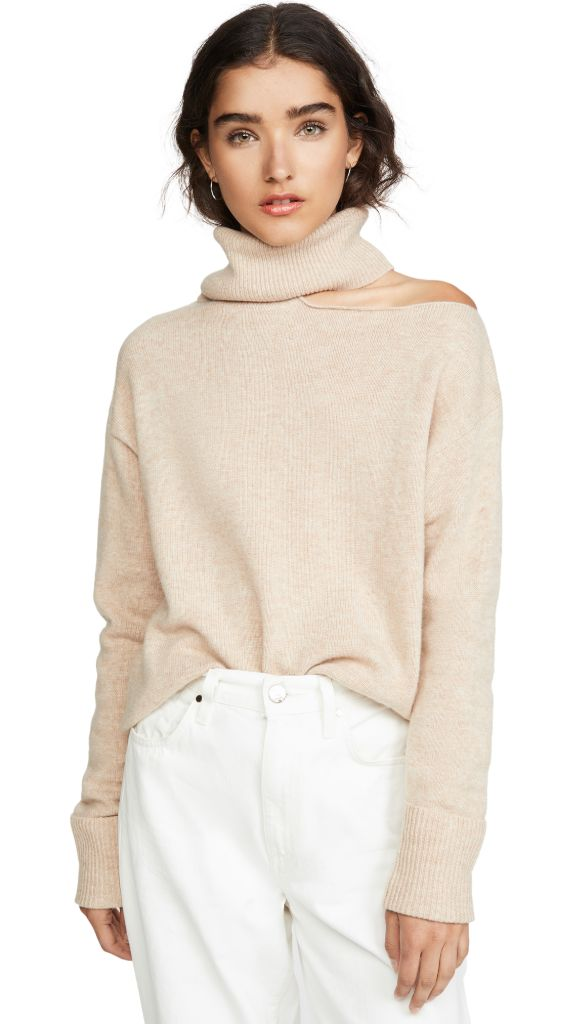 paige raundi sweater, shopbop, work from home fashion, style diary