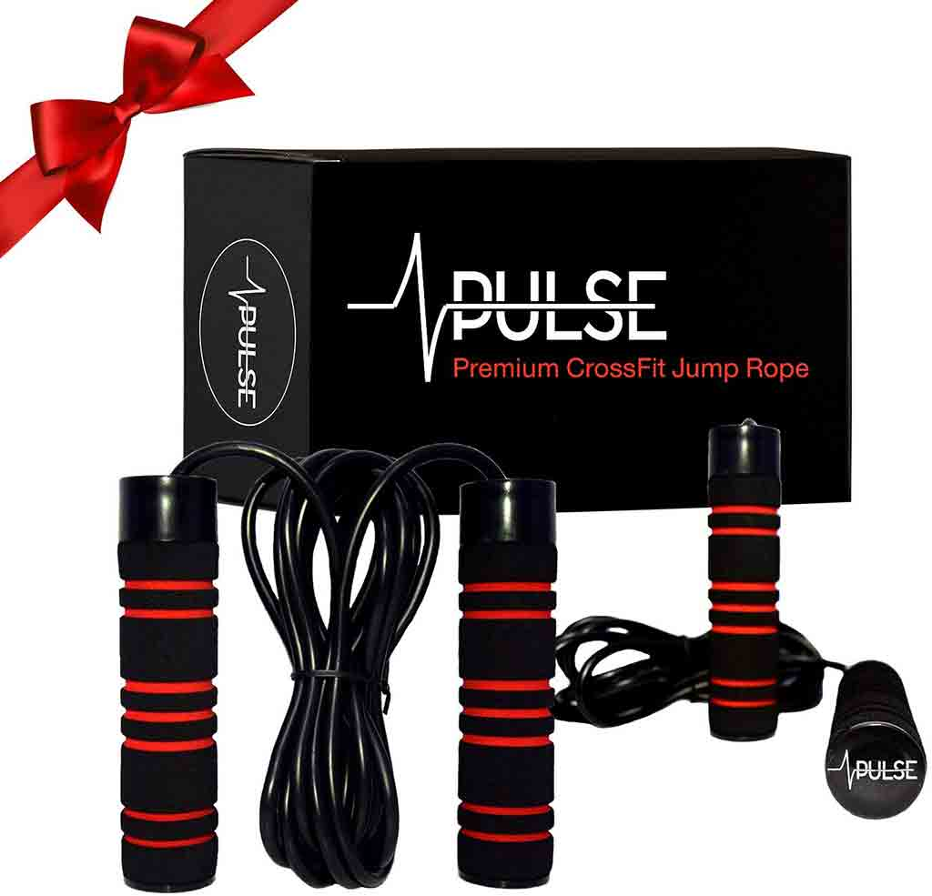 Pulse Weighted Jump Rope