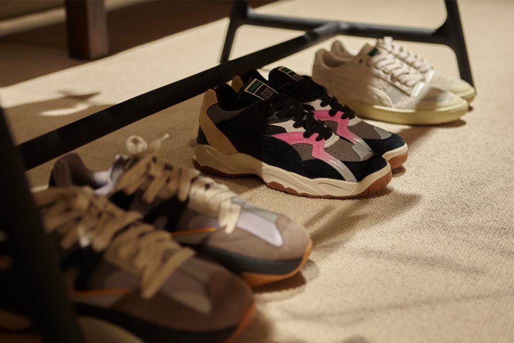 Rhuigi Villaseñor, puma, puma x rhude, rhude, sneakers