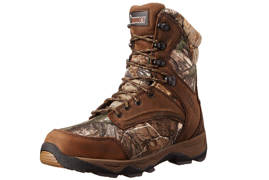 Rocky Hunting Boots, insulated hunting boots for men