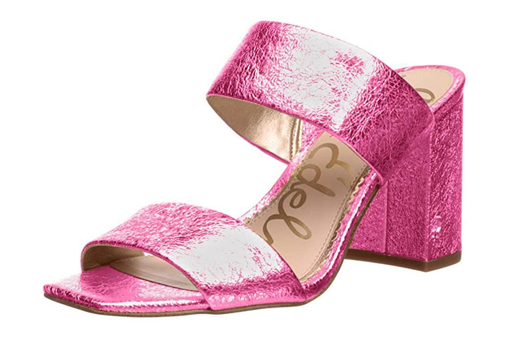 sam edelman, heels, pink