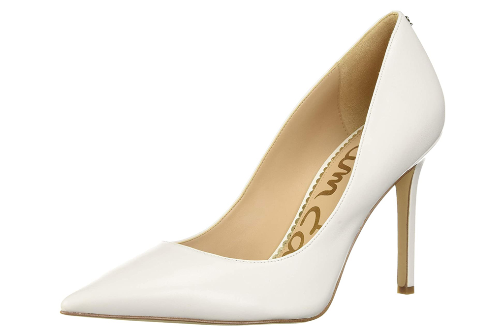 sam edelman, hazel pumps, white