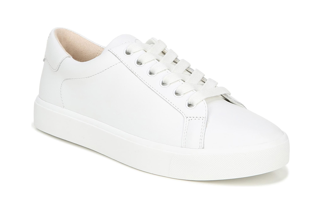 sam edelman, white sneakers